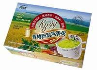 肯寶~KB99香椿野菜燕麥粥(全素)24包/30公克/包