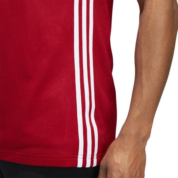 Adidas 3G Speed 愛迪達 球衣 紅 白 雙面穿 籃球服 球衣 透氣 上衣 刺繡 無袖 背心 t恤 DY6595