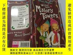 二手書博民逛書店Winter罕見Tern at Malory Towers:Malory塔Y200392
