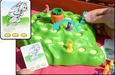 兔子越野賽 兒童益智賽跑棋 親子智力桌面游戲小孩玩具 3歲以上.6   初見居家