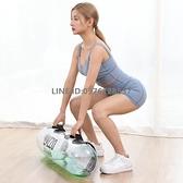 負重水袋可充氣灌水力量訓練不穩定健身訓練水袋核心肌群力量訓練【左岸男裝】