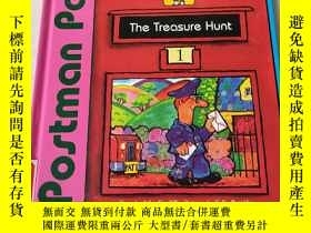 二手書博民逛書店The罕見Treasure hunt:尋寶Y212829