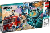 【LEGO樂高】HIDDEN SIDE 鬼影消防車 3000 #70436