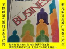 二手書博民逛書店BUSINESS罕見seventh editionY246305