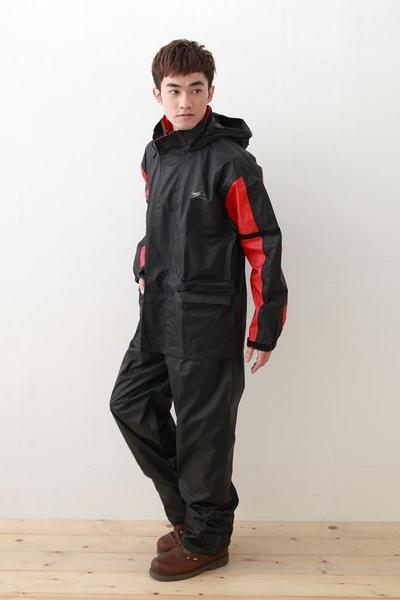 勁馳兩件式風雨衣