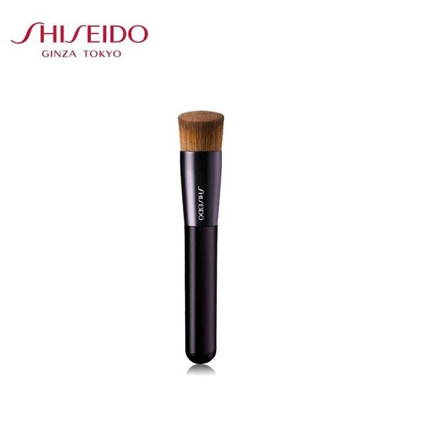 資生堂shiseido131粉底刷斜角平頭日本原裝