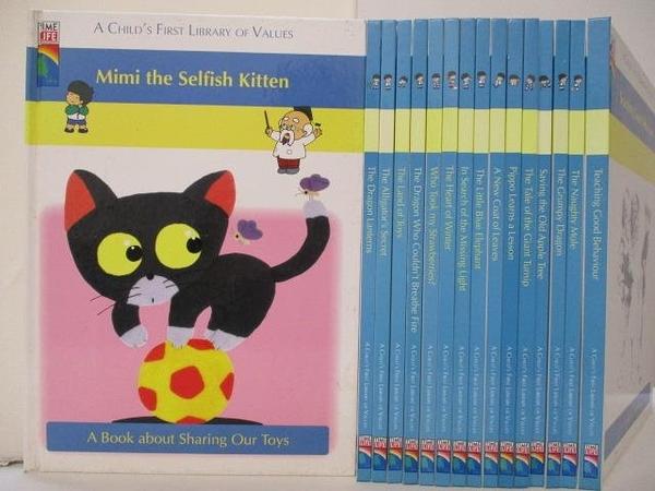 【書寶二手書T9/少年童書_JXX】Mimi the Selfish Kitten等_16本合售