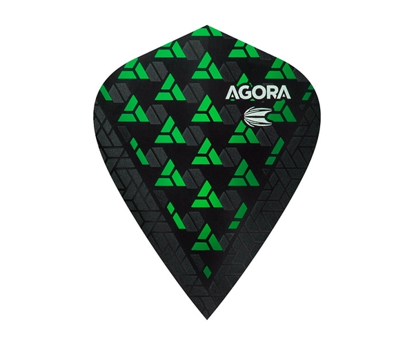 【TARGET】VISION ULTRA GHOST STANDARD AGORA Green 332500 鏢翼 DARTS