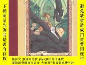 二手書博民逛書店The罕見Reptile Room - Book 2 Of A Series Of Unfortunate Eve