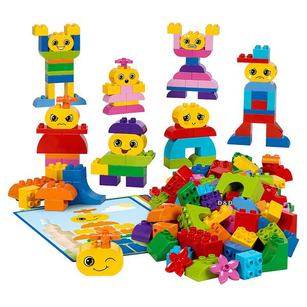 樂高積木 LEGO《 LT45018 》Duplo Education 得寶教育系列 - 認識情緒╭★ JOYBUS玩具百貨