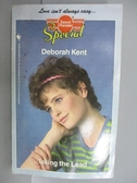 【書寶二手書T7/原文小說_NCM】Special-Taking The Lead_Deborah Kent