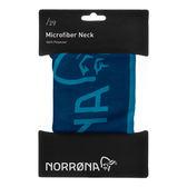NORRONA 老人頭 /29 MICROFIBER 保暖脖圍 新月藍