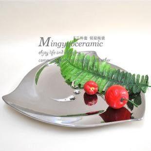 家居擺件陶瓷水果盤