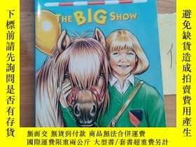 二手書博民逛書店Sheltie罕見THE BIG SHOWY246207