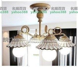 浪漫田園吸頂燈客廳吸頂燈房間燈     歐式燈美式鄉村風格燈 MY~燈飾538