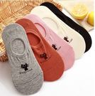 預購-可愛貓咪日系淺口襪