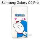 哆啦A夢空壓氣墊軟殼 [嘟嘴] Samsung Galaxy C9 Pro (6吋) 小叮噹【正版授權】