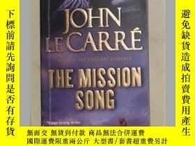 二手書博民逛書店《罕見The Mission Song 》John le Car