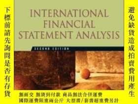 二手書博民逛書店International罕見Financial Statement AnalysisY255562 Thom