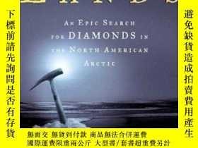 二手書博民逛書店Barren罕見Lands: An Epic Search for Diamonds in the North A
