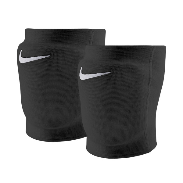 Nike Essential Keen Pads [NVP060012S] 排球 護膝 加強護墊 緩衝 透氣 黑 2入