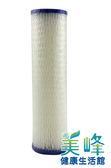 濾水器-10吋環保摺疊濾心-可清洗濾心重複使用-台灣製造,110元