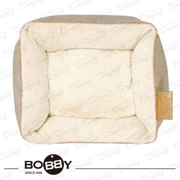 法國名床《BOBBY》霧金宮廷睡窩 XS號 皇室風範 貴氣逼人 金/黑金