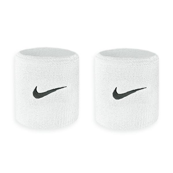 NIKE Swoosh 單色腕帶 ( 慢跑 路跑 籃球 網球 羽球 一雙入≡體院≡ NNN04101