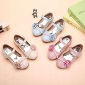 女童小皮鞋中大童春秋季新款兒童單鞋童鞋女孩子公主鞋舞蹈鞋  遇見生活