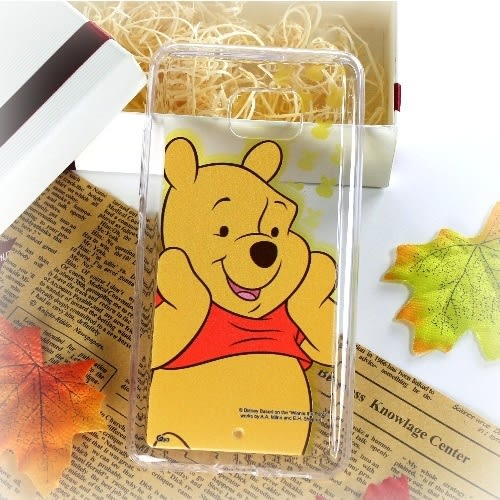 【Disney】APPLE iPhone 7 (4.7吋) 可愛系列 彩繪透明保護軟套