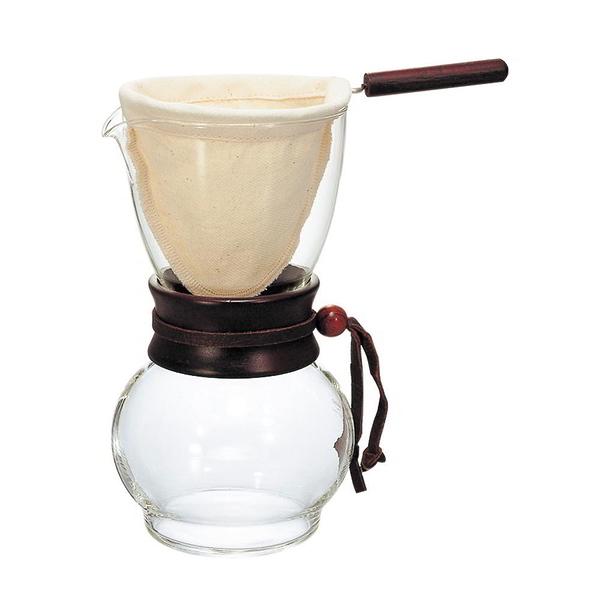 日本HARIO 濾布手沖咖啡壺 3~4杯