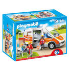playmobil 救護車(附聲光效果)...