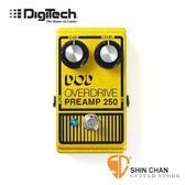 【經典類比過載效果器】【DigiTech DOD250】【Legenday analog overdrive tone】【True bypass】