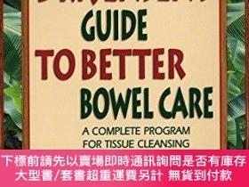 二手書博民逛書店Dr.罕見Jensen s Guide To Better Bowel CareY255174 Jensen,