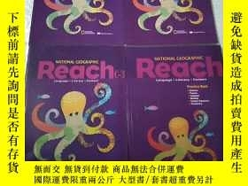二手書博民逛書店NATIONAL罕見GEOGRAPHIC Reach (C1+C
