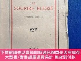 二手書博民逛書店LE罕見SOURIRE BLESSÉ(毛邊本)Y153720 ALBERT THIERRY PARIS