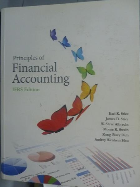 【書寶二手書T3/大學商學_PGP】Principles of financial accounting IFRS Ed