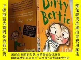 二手書博民逛書店dirty罕見Bertie 骯臟的伯蒂~Y200392