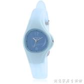 韓版時尚簡約防水女生女孩學生小孩腕錶兒童石英指針手錶 創意家居生活館