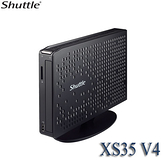 Shuttle 浩鑫 XS35V4 XPC 準系統