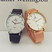 學生簡約表盤石英表歐美流行時尚中學生手表