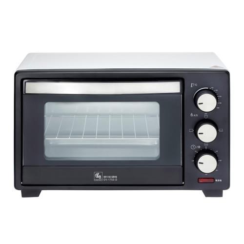 【CookPot 鍋寶】 OV-1750-D 17L 多功能定溫電烤箱【全新原廠公司貨】