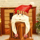 圣誕裝飾品圣誕帽子高檔圣誕老人帽可愛款帽子圣誕節禮物成人 ys8268『毛菇小象』