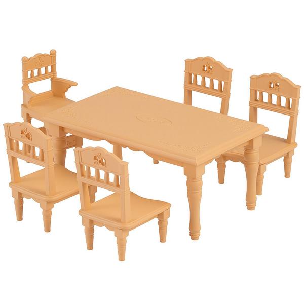 森林家族 餐桌組_EP29630