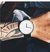 情侶對錶   簡約日式文藝複古學生森系極簡設計男女情侶冷淡風手錶