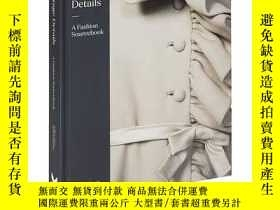 二手書博民逛書店Vintage罕見Details: A Fashion Sourcebook復古細節:時尚資料手冊Y47783