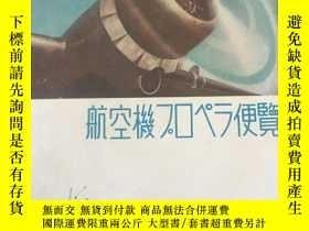 二手書博民逛書店日文原版罕見AIRCRAFT PROPELLER HANDBOOK(1943年初版 3000冊)飛機螺旋槳手冊