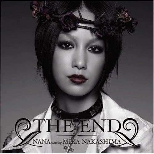 中島美嘉 THE END CD(購潮8)
