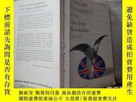二手書博民逛書店Causes罕見and Consequences of the