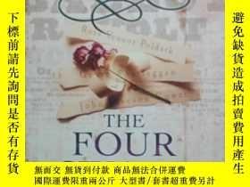 二手書博民逛書店The罕見Four Swans: A Novel of Corn
